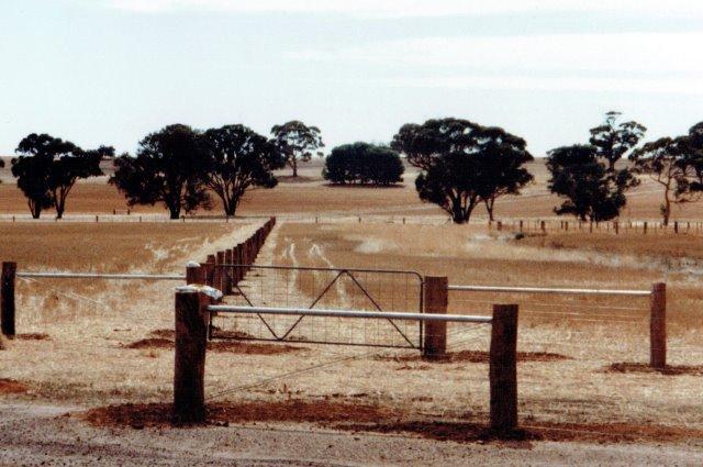 erosion control, fencing